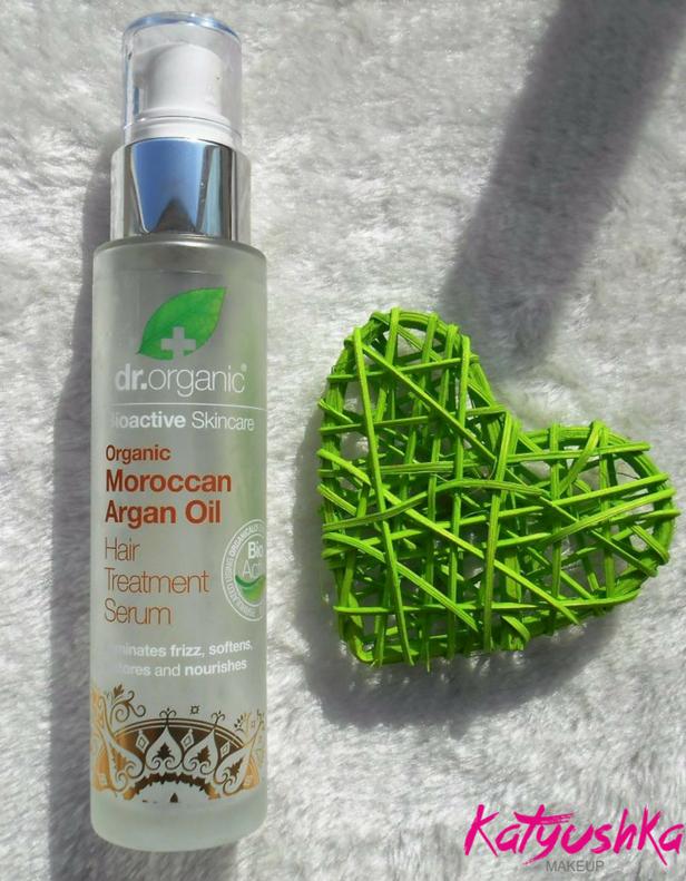 1-Sérum para el cabello de Dr. Organic