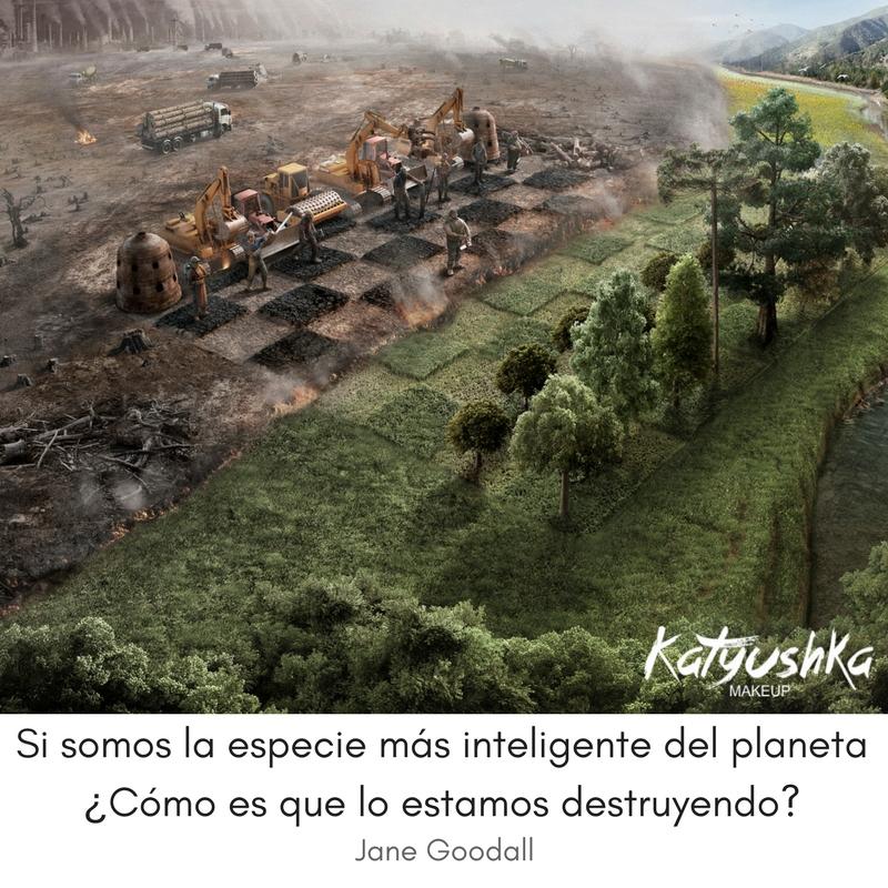 Frases reflexión medio ambiente
