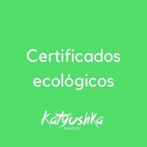 Certificadosecológicos